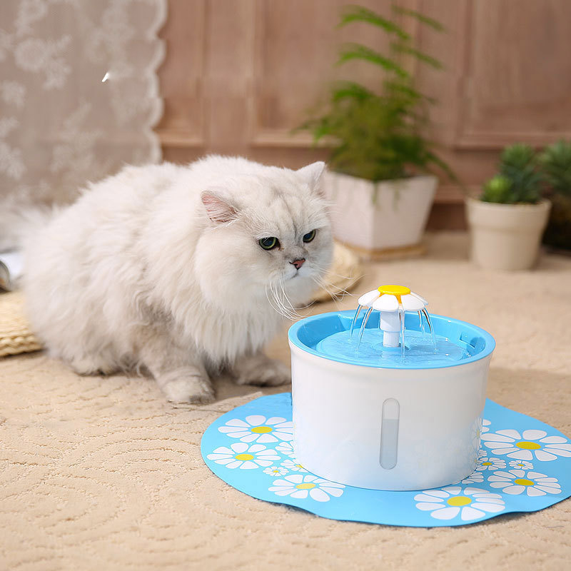 Automatic Drinking Fountain for Cats