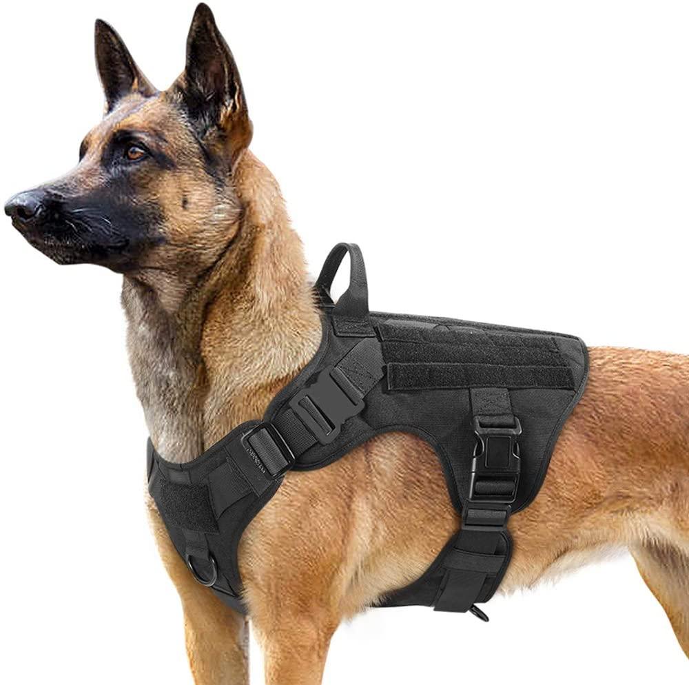 Tactical Dog Harness German Shepherd