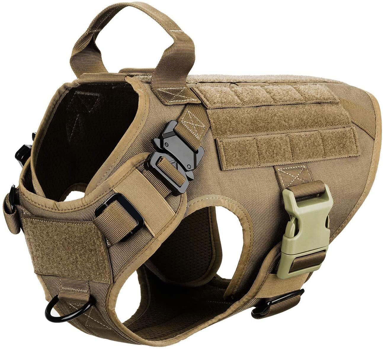 Tactical Dog Harness for German Shepherd