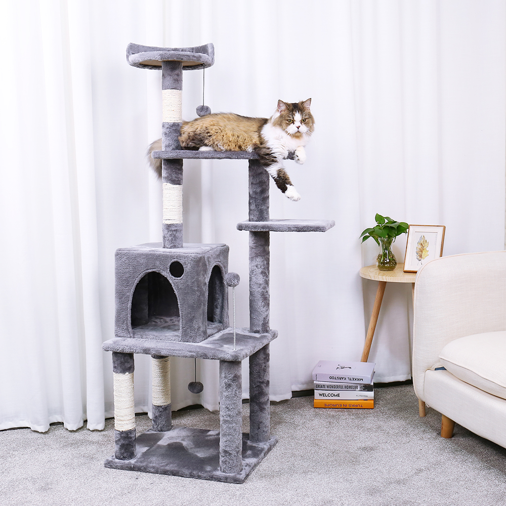 Large Four Layered Scratcher for Cats