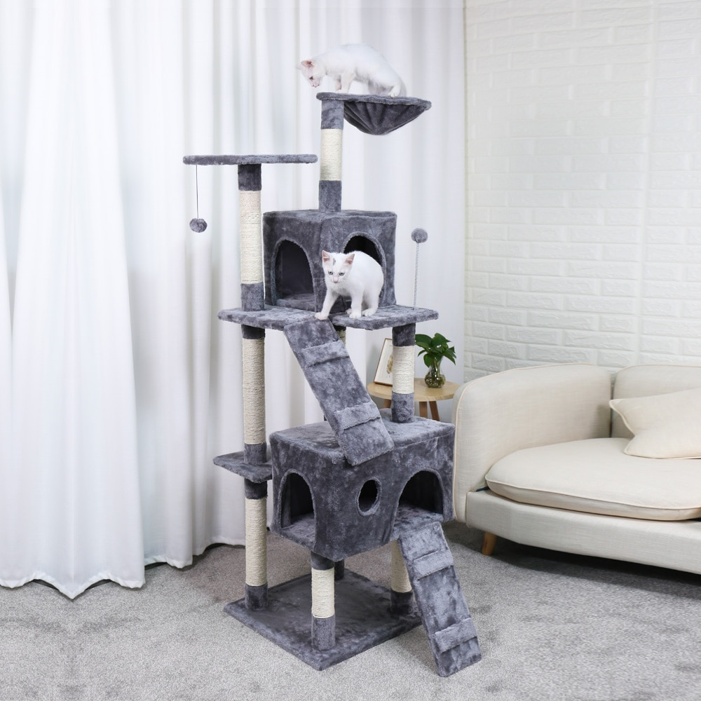 Large Tower For Cats
