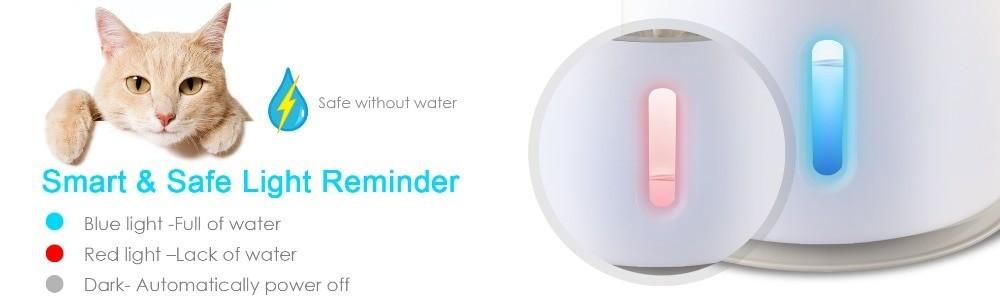 smart and safe light reminder