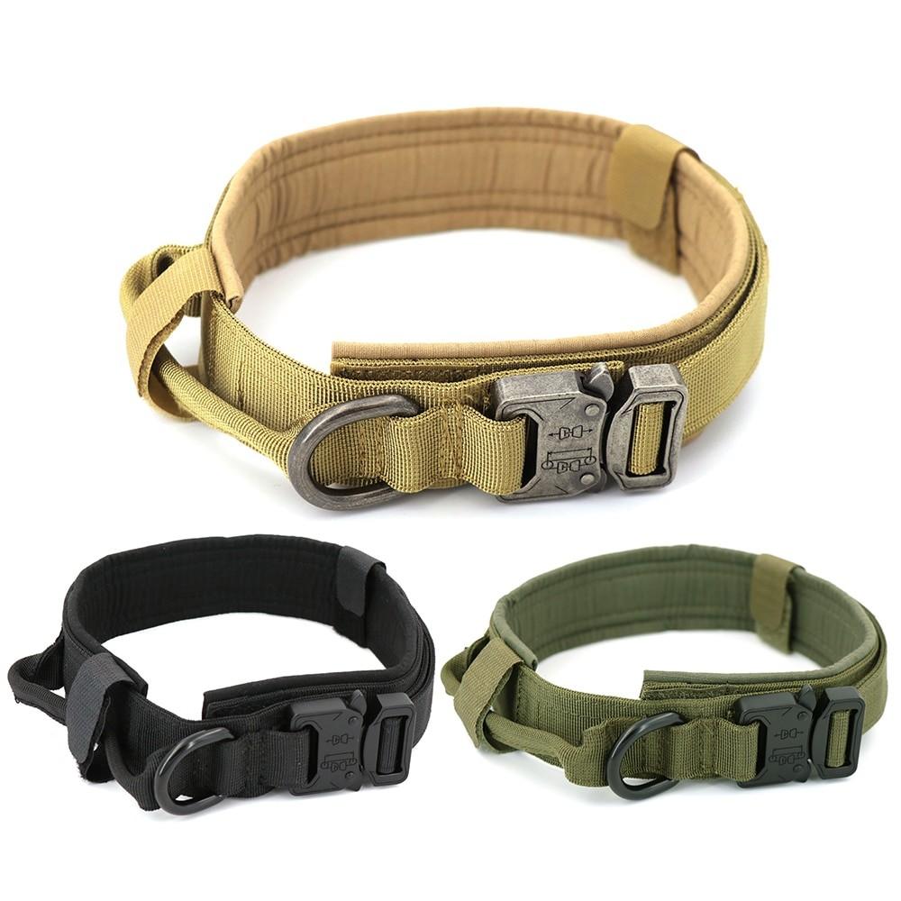 Tactical Military Dog Collar