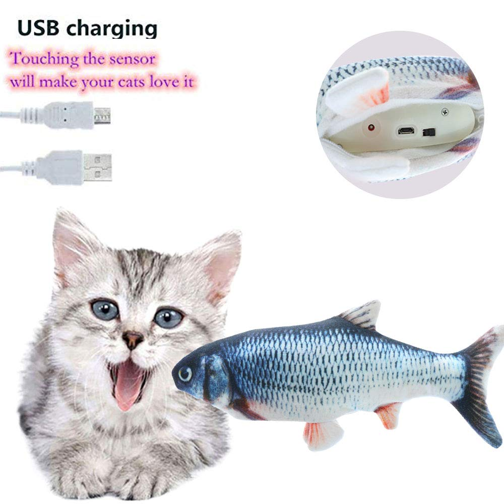 Cat USB Charger Toy